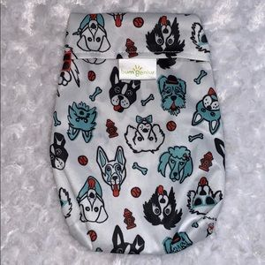 "Bumgenius ""Pawsome"" Limited Edition Mini Wet Bag"